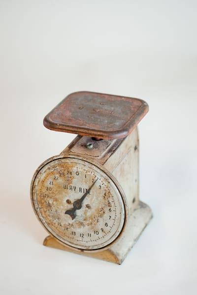 rusty scale