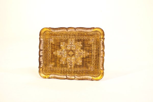donovan florentine tray
