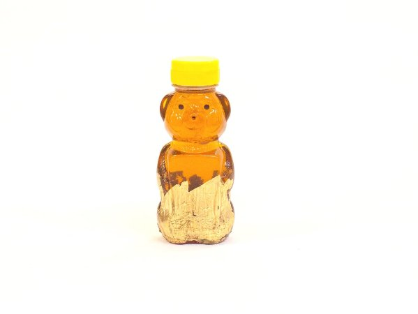 gold honey bear