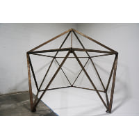 helix dome {wood}