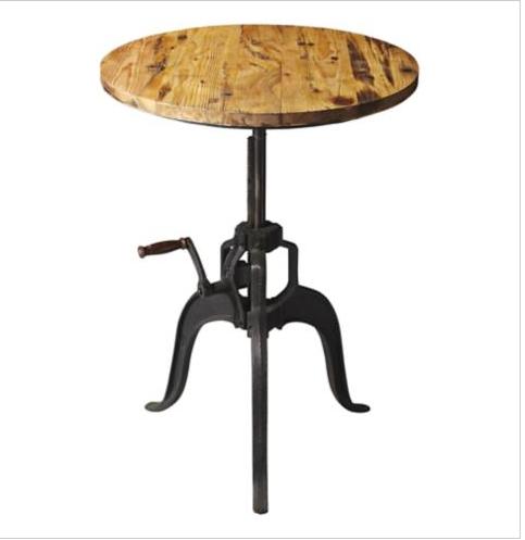 hopper crank tables