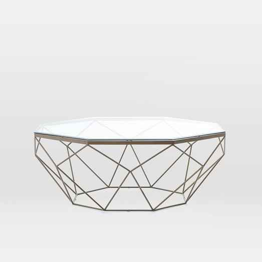 gramercy coffee table