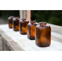 Grace Amber Jars