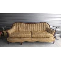 Goldy Gold Sofa