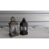 Small Metal Lanterns