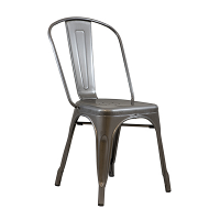 Metal Industrial Chair