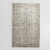 Lily Jute Rug 5'x8'