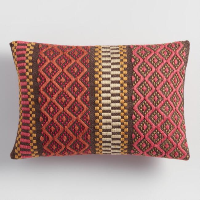 Diamond Tribal Pillow