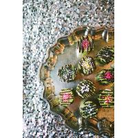 Betty Silver Platters