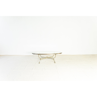 Silver Ram Coffee Table