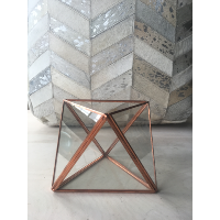 Rose Gold Trapezoid (M)