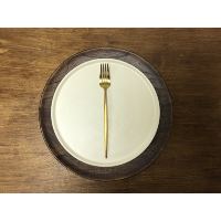 New Deco Gold Dinner Fork