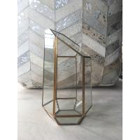 Brass Quartz Terrarium (M)