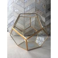 Gold Decahedron (L)