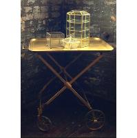 1920s Bar Cart