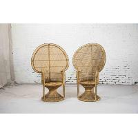 Wicker Butterfly Chair