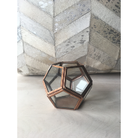 Copper Bucky Ball (S)