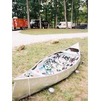 12' Beverage Canoe