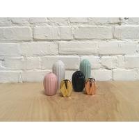 Modern mix bud vase