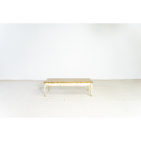 Gold & Cream French Coffee Table