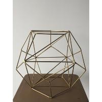 Large Wire Vortex Terrarium