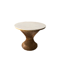 Natural Fiberglass Cake Table