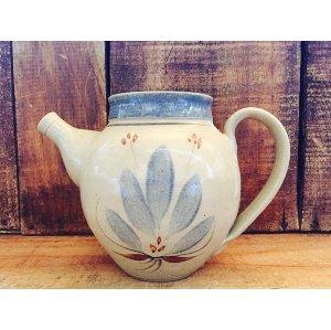 Hand Thrown Tea Pot