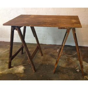 George Trestle Table