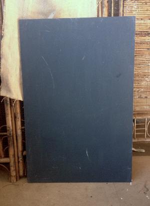 Large Unframed Blackboard