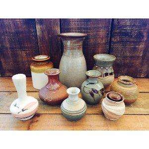 Hand Thrown Vases