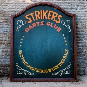 Strikers Dart Board