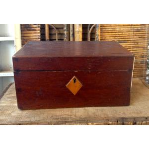Mahogany Cigar Box