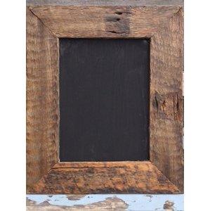 Rustic timber frame