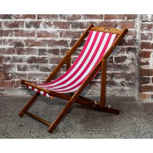 Vintage Deck Chairs