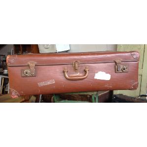 Duro Brown Suitcase