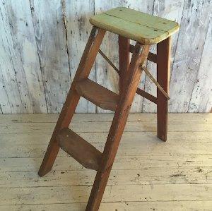 Aussie Timber Step Ladder