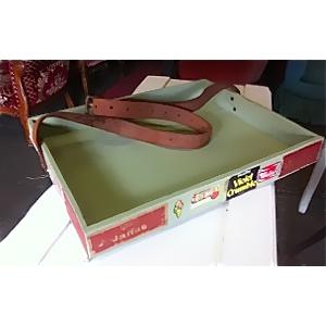 Ice Cream Vendor's Tray