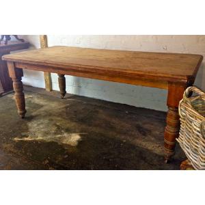 Lawson Antique Pine Table