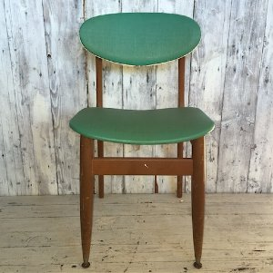 Verde Retro Chairs