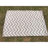 Grey Herringbone Carpet