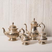 Classic Silver Tea Pots