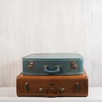 Warren Suitcase Set