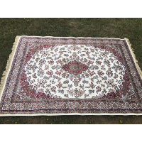 Ivory Persian Rug