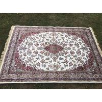 Ivory Persian Rug