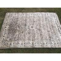 Silver Grey Persian Rug