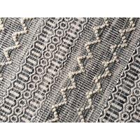 Grey Woven Rug