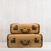Justin Suitcase Set