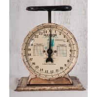 Vintage Hanson Scale