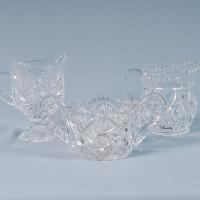 Vintage Glass Creamers