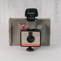 Vintage Poloroid Cameras